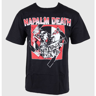 majica kovinski moški Napalm Death - - Just Say Rock, Just Say Rock, Napalm Death