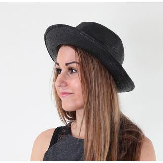 klobuk VANS - Jaunty Fedora - Črno, VANS