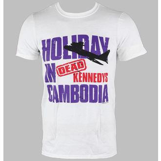 Metal majica moški Dead Kennedys - Cambodia - LIVE NATION, LIVE NATION, Dead Kennedys
