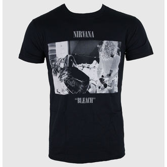 majica kovinski moški Nirvana - Bleach - LIVE NATION, LIVE NATION, Nirvana