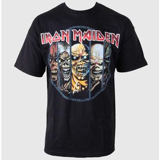 moška majica Iron Maiden - Eddie Sveča - ROCK OFF - IMTEE02MB