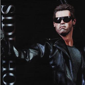 zastava (banner) Terminator - T-800 - 76x183, NNM