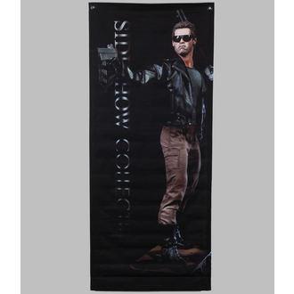 zastava (banner) Terminator - T-800 - 64x152, NNM
