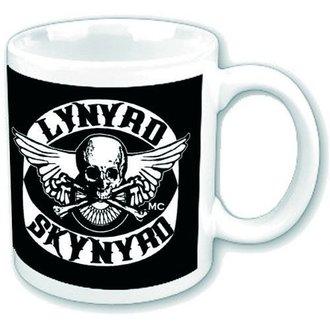 skodelico Lynyrd Skynyrd - Logo - HMB, HALF MOON BAY, Lynyrd Skynyrd