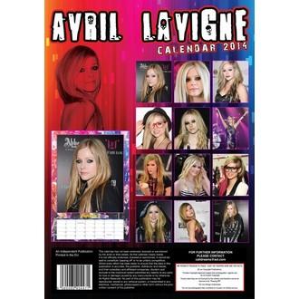 koledar do leto 2014 Avril Lavigne, NNM, Avril Lavigne