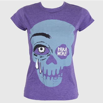 majica kovinski ženske Paramore - Cry A Little Purple - LIVE NATION, LIVE NATION, Paramore