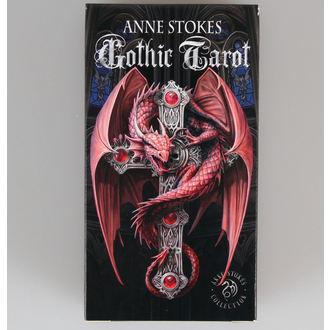 Tarot karte Anne Stokes, ANNE STOKES