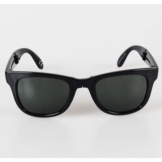 očala sonce VANS - M Zložljiva Spicoli S - Črno Sijaj, VANS