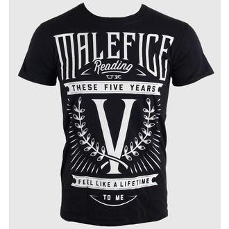 majica kovinski moški Malefice - Five Years - LIVE NATION, LIVE NATION, Malefice