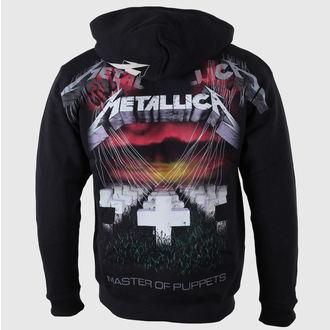 moška majica Metallica - Master lutk - Črna - RTMTLZHBMOP