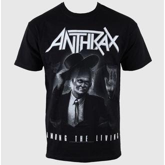 majica kovinski moški Anthrax - - ROCK OFF, ROCK OFF, Anthrax