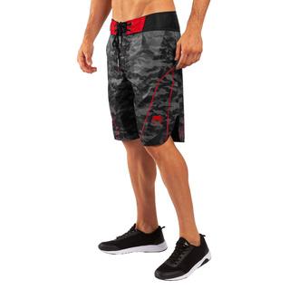 Moške kratke hlače Venum - Trooper - Črna / Rdeča, VENUM