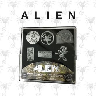 Značke (set 6 kosov) Alien - Limited Edition, NNM, Osmi potnik