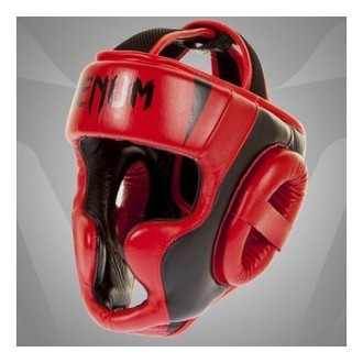 Čelada VENUM - Absolute 2.0 Headgear - Red Devil, VENUM