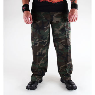 hlače moški BRANDIT - US Ranger Hose Woodland, BRANDIT