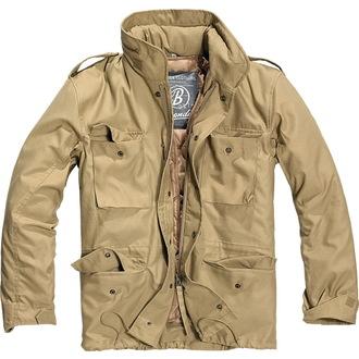 zima jakna moški - M65 Standard Camel - BRANDIT, BRANDIT