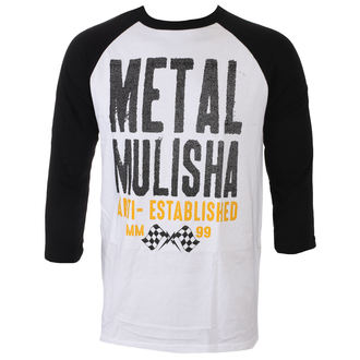Moška ulična majica - FIRST RAGLAN - METAL MULISHA, METAL MULISHA