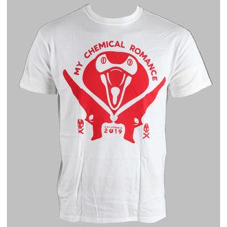 majica kovinski moški My Chemical Romance - Kobra Head - LIVE NATION, LIVE NATION, My Chemical Romance