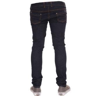 hlače ženske 3RDAND56th - Super Skinny Hipster - Indigo, 3RDAND56th