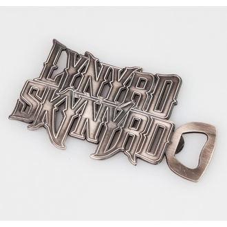 odpirač Lynyrd Skynyrd - Logo Metal, C&D VISIONARY, Lynyrd Skynyrd