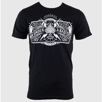 majica hardcore moški - Bad Star - LIQUOR BRAND, LIQUOR BRAND