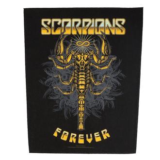 Veliki našitek Scorpions - Forever - RAZAMATAZ, RAZAMATAZ, Scorpions