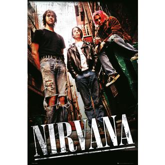 Plakat Nirvana - Alley, GB posters, Nirvana