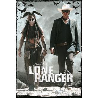 plakat Lone Ranger - Teaser