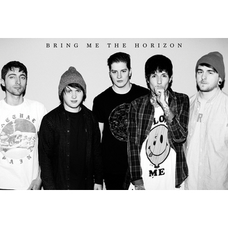 plakat Bring Me The Horizon - Črno & W, GB posters, Bring Me The Horizon