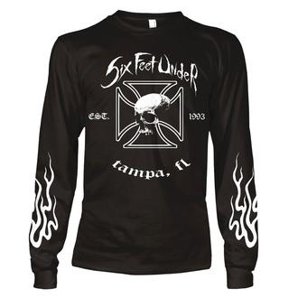 Moška metal majica Six Feet Under - ART WORX - ART WORX, ART WORX, Six Feet Under