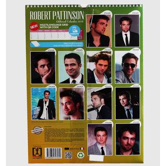 koledar 2014 Robert Pattinson, NNM