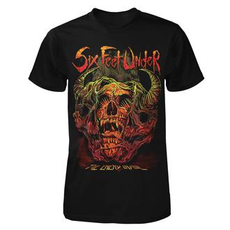 Moška metal majica Six Feet Under - The Enemy Inside - ART WORX, ART WORX, Six Feet Under