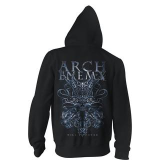 Moška jopa s kapuco Arch Enemy - Bat - ART WORX, ART WORX, Arch Enemy