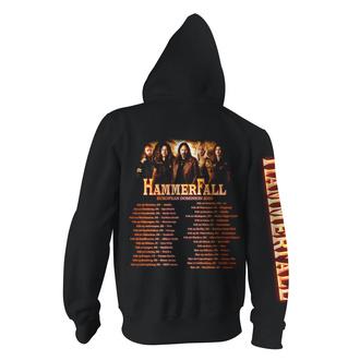 Moška jopa s kapuco Hammerfall - Dominion World Tour - ART WORX, ART WORX, Hammerfall