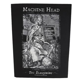 Veliki našitek Machine Head - The Blackening - RAZAMATAZ, RAZAMATAZ, Machine Head