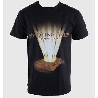 majica kovinski moški My Dying Bride - Manuscript - RAZAMATAZ, RAZAMATAZ, My Dying Bride