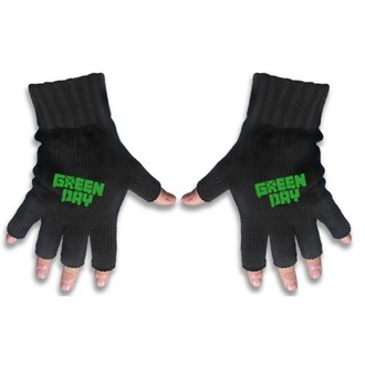 rokavice brez prstov Green Day - Logotip - RAZAMATAZ, RAZAMATAZ, Green Day