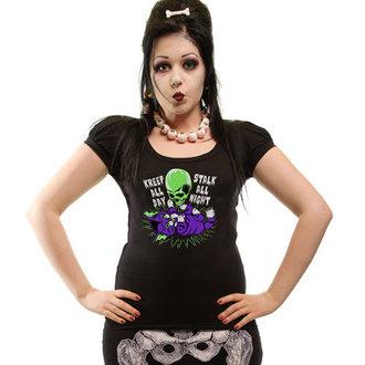 majica ženske - Kreep n Stalk Puff - KREEPSVILLE SIX SIX SIX, KREEPSVILLE SIX SIX SIX