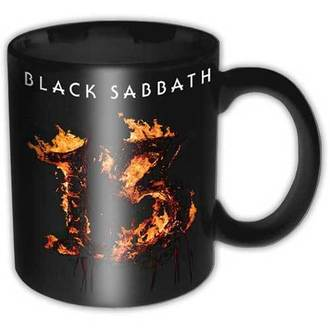 skodelico Black Sabbath - 13 - ROCK OFF, ROCK OFF, Black Sabbath