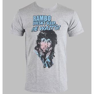film majica moški Rambo - Rain On Your Face - AMERICAN CLASSICS, AMERICAN CLASSICS, Rambo