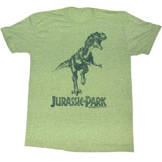 film majica moški Jurský park - Green T-Rex - AMERICAN CLASSICS, AMERICAN CLASSICS, Jurski park