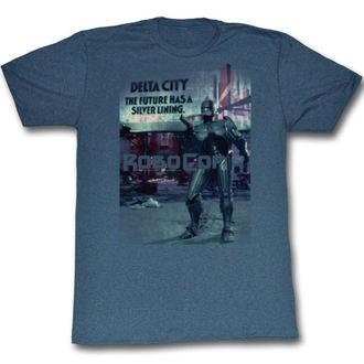 film majica moški Robocop - Silver - AMERICAN CLASSICS, AMERICAN CLASSICS, Robocop