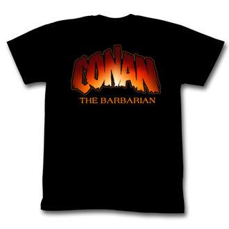 film majica moški Barbar Conan - New Logo - AMERICAN CLASSICS, AMERICAN CLASSICS, Barbar Conan