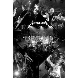 plakat Metallica - V živo - PYRAMID POSTERS - PP32830