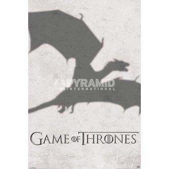 plakat Igra o prestole - Shadow - PYRAMID POSTERS, PYRAMID POSTERS