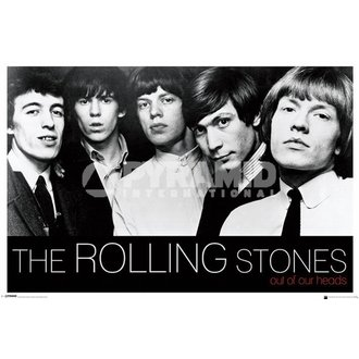plakat Rolling Stones - Out Of Our Heads - PYRAMID POSTERS, PYRAMID POSTERS, Rolling Stones