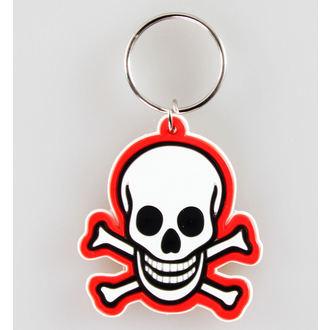 ključ prstan (obesek) Lobanja - N Bones Toxi - PYRAMID POSTERS, PYRAMID POSTERS