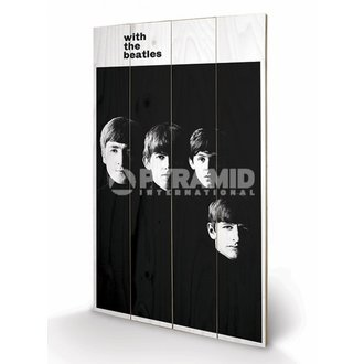 lesena sliko The Beatles - S The Beatles - PYRAMID POSTERS, PYRAMID POSTERS, Beatles