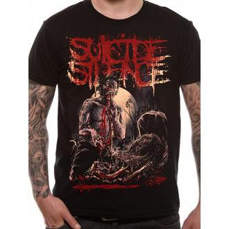 majica kovinski moški Suicide Silence - Grave - LIVE NATION, LIVE NATION, Suicide Silence