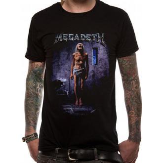 majica kovinski moški Megadeth - COUNTDOWN TO EXTINCTION - PLASTIC HEAD, PLASTIC HEAD, Megadeth
